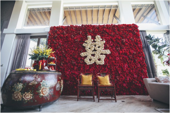 a tea ceremony and a dinner reception are ravishing in red stories rh wishingtree com my